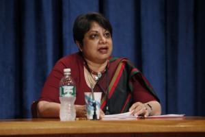 SRSG Radhika Coomaraswamy