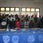 Yaounde Workshop participants